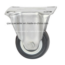 Stainless Steel Polyurethane Furniture Castors