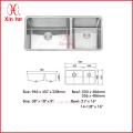 Hotel Appliance stainless steel kitchen sink
