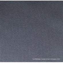 Organic bamboo charcoal fiber cotton jersey fabric for t-shirt