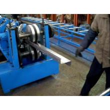 Гальванизированный стальной крен металла Пурлин м формируя скорость продукции 10м / мин ПЛК Панасоник машины