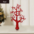 La décoration de la maison devient riche Arbre Fortune Tree Decorative resin crafts for wholeasles