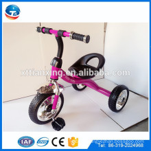2016 New model Children's Three Wheels Pedal tricycle/ cheap kids tricycle trike for sale in india tricycle market