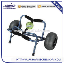 Free sample for Kayak Cart Foldable Aluminum adjustable kayak trolley supply to Anguilla Suppliers