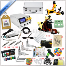 Factory Wholesale Price Digital Tattoo Machine Kit, Body Tattoo Kits, 2 Tattoo Gun Machine Kit