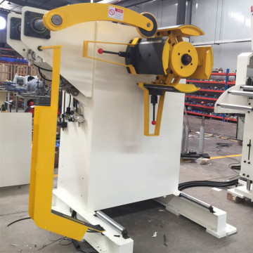 Power Press Pengumpan NC Servo 3 In 1