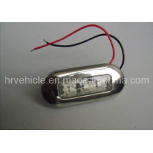 LED lámpara de cortesía de cortesía para el barco RV 10-30V