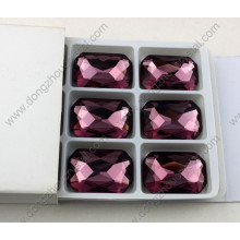 Pujiang Crystal Bracelet Octagon Beads for Jewelry Making