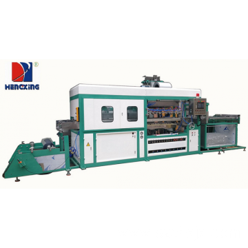 Full-automation blister forming machine for PET