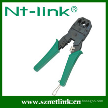 crimp tool for 4P+6P+8P butt connector