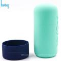 Protective Glass Bottle Cover Silicone Mason Jar Sleeve