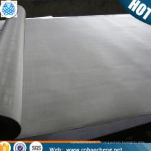 Bonne résistance à l'oxydation 100 maille 150 microns 310 microns (2520) fil d'acier inoxydable