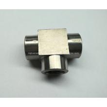"""Hochdruckreiniger Edelstahl G3 / 8 """"Female T Joint Connector"""