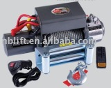 fast line speed electric winch SIC10000