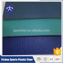 Qualidade original da fábrica que flutua a folha do revestimento do pvc do tênis