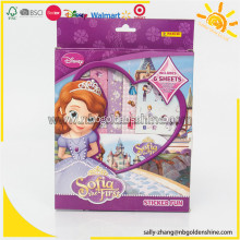 Low MOQ for for Offer Paper Sticker,Sticker Custom,Pvc Sticker,Transfer Sticker From China Manufacturer Disney Doc Sticker Box export to Antarctica Exporter