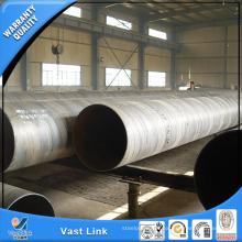 Tubo soldado de aço carbono a petróleo (ASTM A106, ASTM A53)