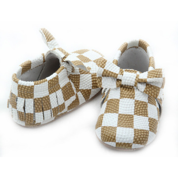 Children Leather Shoes Children Girl Dress Footwear