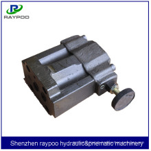 yuken hydraulic pressure relief valve for expanded metal machine