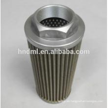 Elemento de filtro de aceite de succión de la fuente de la fábrica de China JL-06, cartucho de filtro industrial de aceite de la máquina MF-06
