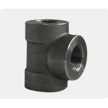 Forged Carbon Steel Seamless Steel Pipe Fitting Tee
