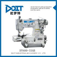 Stoffkantenschneider schneidet die Kante der Stoffnähmaschine DA600-33AB ab