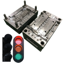 product design custom shell molding outdoor traffic light mold plastic street traffic lights housing mouldings mould