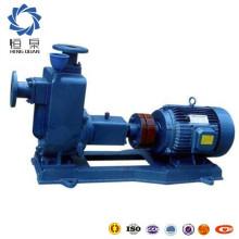 ZW Type Self-priming Non-Block Sewage Ejector Pump