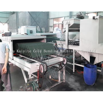 Classic Stone Coated Metal Roof Tile Machine