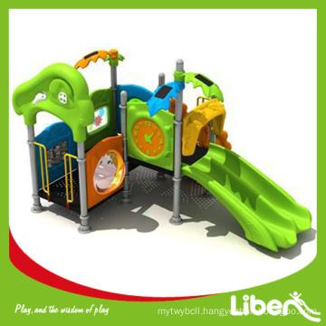 LIBEN Showroom Playground Small Plastic Playground