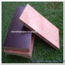 15mm Vietnam Película de madera contrachapada