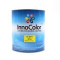 Single Color Topcoats Car Refinish Spray Paint