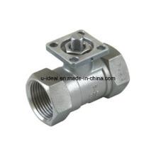 Válvula de esfera 1PC (com almofada de montagem)