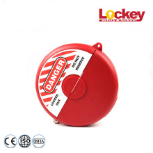 Ukuran Kecil Rotation Gate Valve Lockout