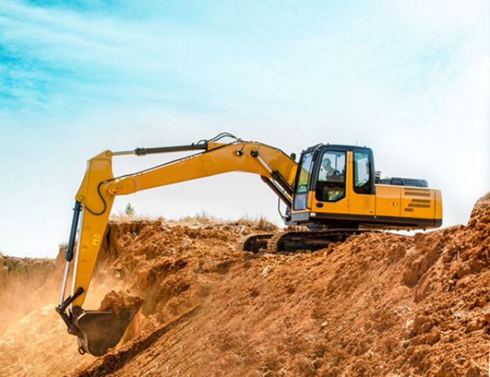 Crawler Excavator Youtube