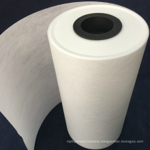 Air Nonwoven Filter Fabric Hot Air-Through Spunbond Product Rolls