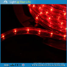 Luz de cuerda de alta calidad 2 alambres