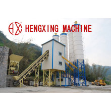 Hot Sale Máquina de dosagem de betão totalmente automática Máquina de dosagem de concreto HZS50 HZS75
