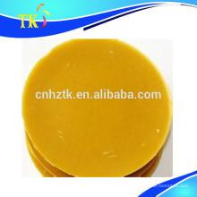Granulés ou granulés de cire d'abeille / de cire d'abeille purs à 100% pour la cosmétique / l'industrie / la nourriture