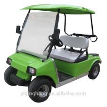 Carro de golf con motor del coche del club de dos plazas 250CC