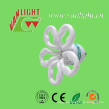 Flower Energy Saving Lamps CFL, (VLC-FLRZ-105W)