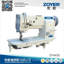 Doble aguja cuero pesado máquina de coser Zy4420