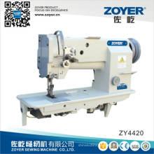 Dupla agulha couro pesada máquina de costura Zy4420