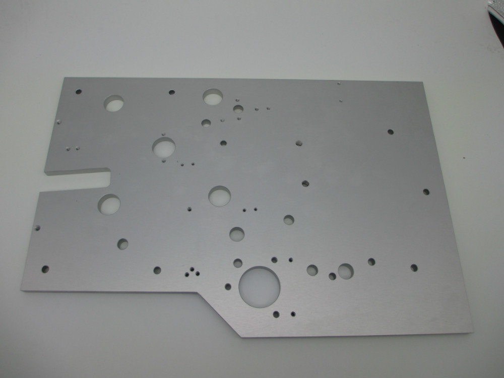 Extruded Aluminum Cnc