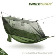 Nouveau hamac de parachute de moustiquaire d'OEM de conception
