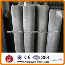 304 316 acero inoxidable malla de alambre de filtro