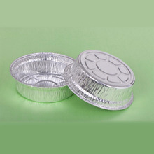 Round Aluminum Foil Pie Plate for party