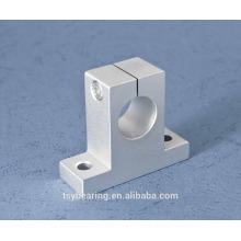 Série SK guia de movimento linear suporte de eixo de apoio rolamento SK20