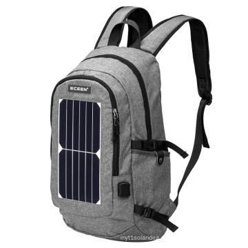 2017 Золотой поставщик ECE-668 кемпинг солнечной панели мощность рюкзак