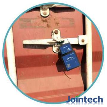 Seguimiento del contenedor del GPS para la solución del seguimiento del contenedor y de la seguridad de la carga