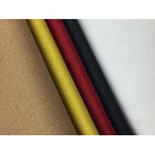 Tecido sólido de cetim de spandex de algodão 32s